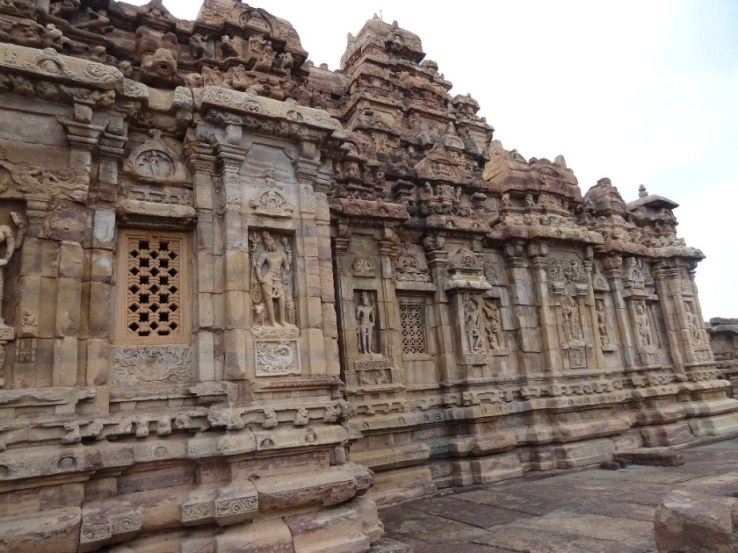 Pattadakkal group of temples - UNESCO World Heritage Site