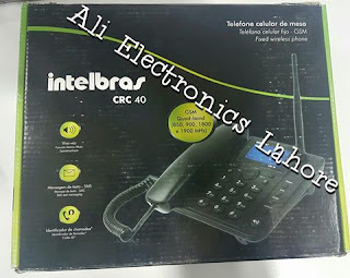 GSM Phone INTELBRAS CRC 40 with high Signal Strength