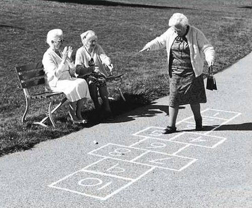 ladies-playing-hopscotch