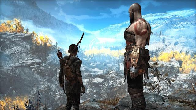 الإعلان عن طور New Game + قادم للعبة God of War و هذه جميع مميزاته ..