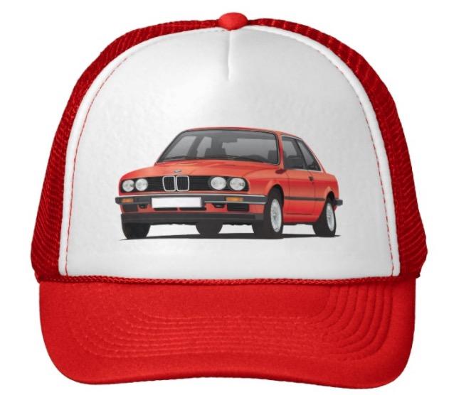 BMW E30 lippis