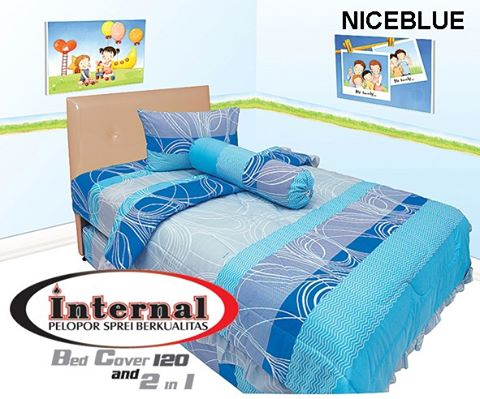 distributor sprei internal surabaya, grosir sprei internal murah surabaya