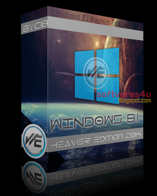 Windows 8 1 Heavier Edition 2014 X64 X86 Pre Activated Iso
