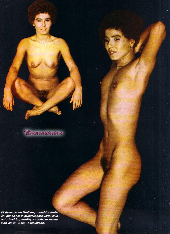 nude Giuliana melis