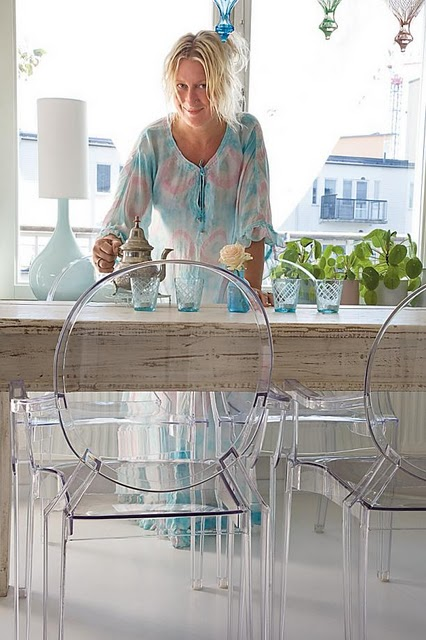 Dcor de Provence Swedish Turquoise