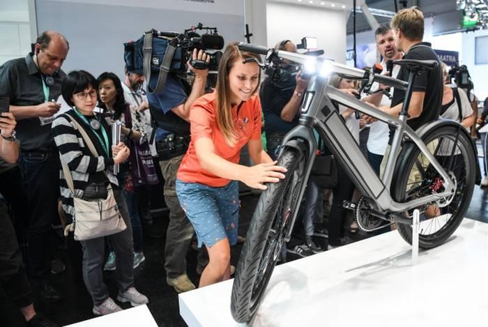 Eurobike 2018 Alemania - bicicletas eléctricas