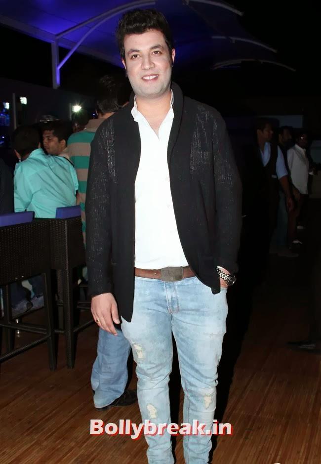 Varun Sharma, Tara Alisha Berry Pics from Mastram Movie First Look Launch
