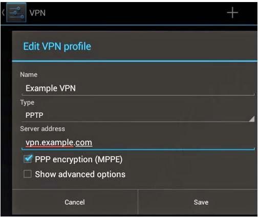 cara membuat vpn gratis