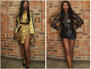 Hot Slayers, Checkout these stunning new photos of Annie Idibia and Tiwa Savage