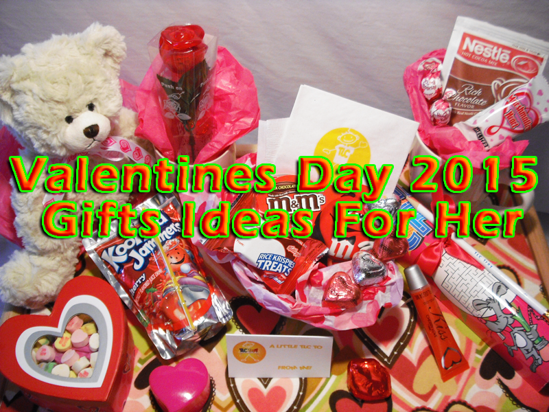 Valentines Day 2015 Gifts Ideas For Her