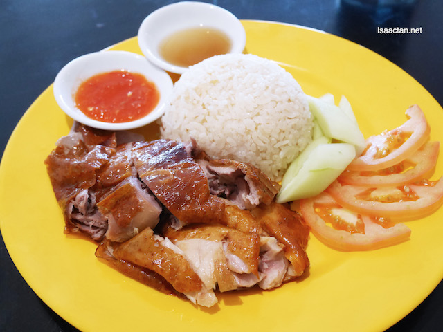 Chicken & Duck Rice