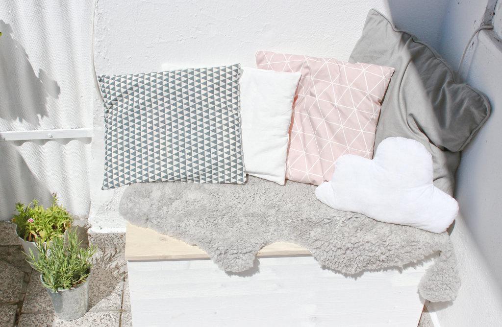 ordnung f r den balkon meine diy sitzbox ars textura diy blog food bastelideen rezepte. Black Bedroom Furniture Sets. Home Design Ideas
