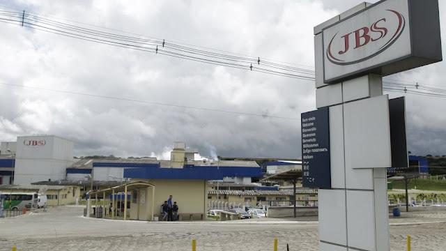 JBS anuncia venda de subsidiária por R$ 4 Bilhões