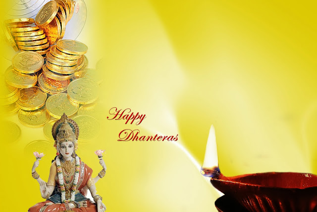 Happy Diwali And Dhanteras Wallpapers: Download Dhanteras 2013 Free HD Wallpapers, Greetings