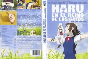 Haru en el reino de los gatos - Tetra Audio + Sub - HD +Avi - Mega