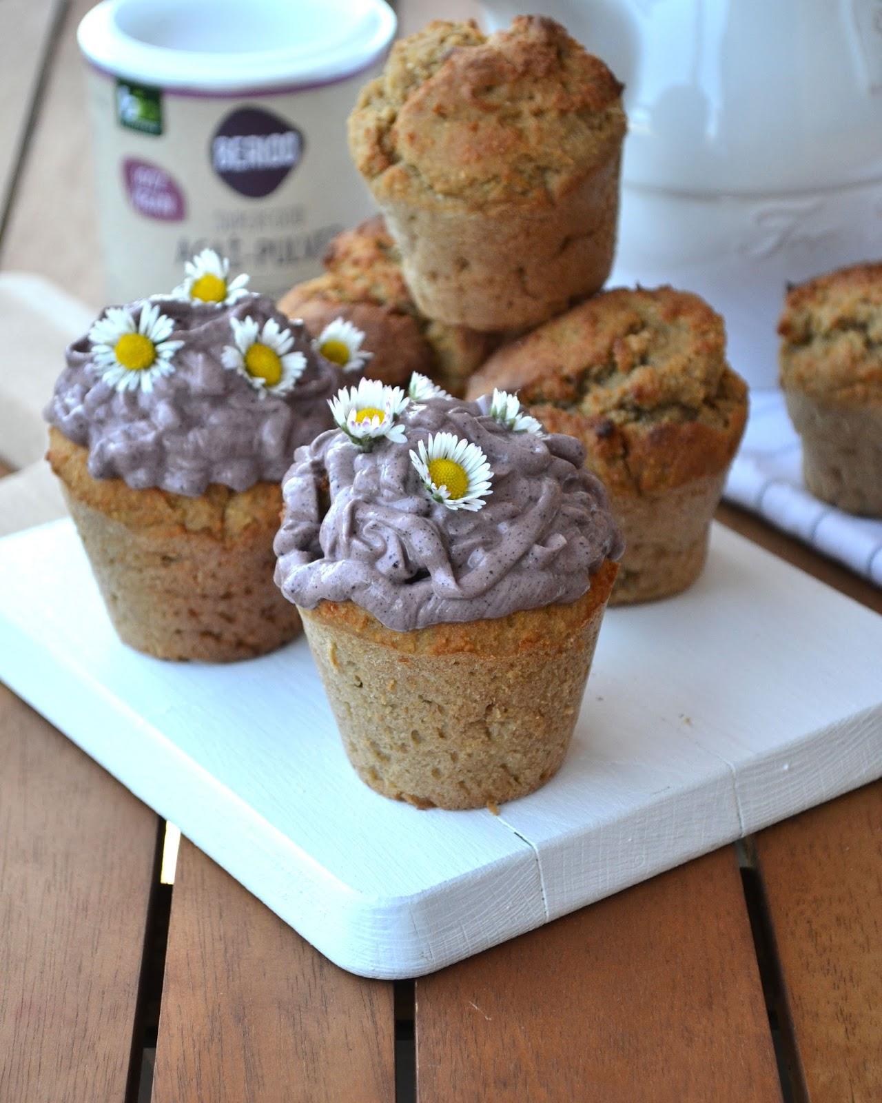 healthy eatspiration kokos muffins mal etwas anders. Black Bedroom Furniture Sets. Home Design Ideas