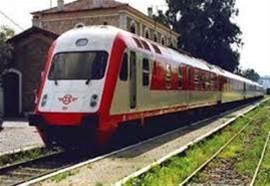 Ακινητοποιήθηκε τραίνο στο Πλατύ.