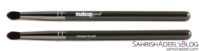 Makeup Geek Brushes New Design - Review