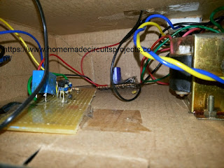 self regulating battery controller prototype images