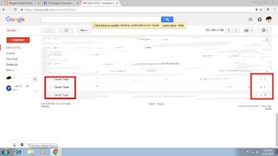 Tutorial Mengetahui Tanggal Pembuatan Email 4