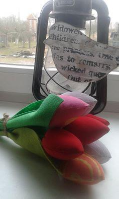 Tulipany tulipany :)