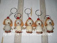 souvenir gantungan kunci, souvenir gantungan kunci boneka nyamplung