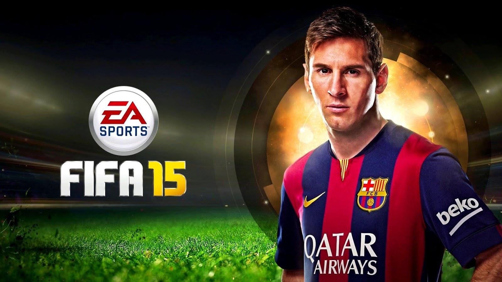 یاری بۆ كۆمپیوتهر FIFA 15 : PC Game
