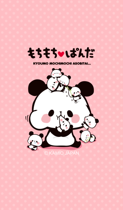 Mochi mochi Panda