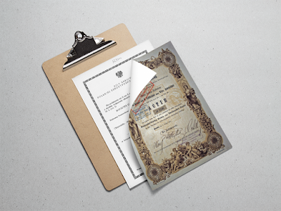 Documentos para trabajar en una empresa