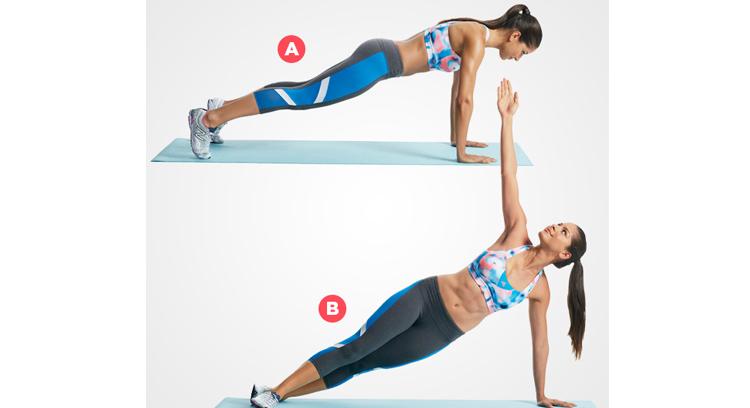 Talia jak marzenie: trening mięśni skośnych brzucha