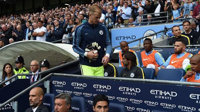 Isu Hijrah Joe Hart ke Liverpool Setelah Disingkirkan Pep Guardiola di Bangku Cadangan