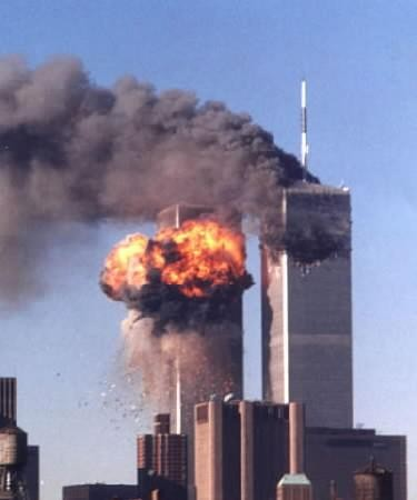 Image result for attack on twin towers 9/11