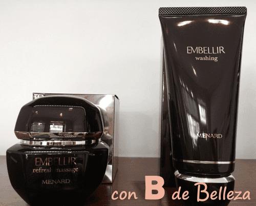 Embellir crema masaje y espuma limpiadora