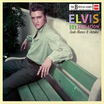 Elvis Presley - Unforgettable Elvis: 50's Sensation - Studio Masters