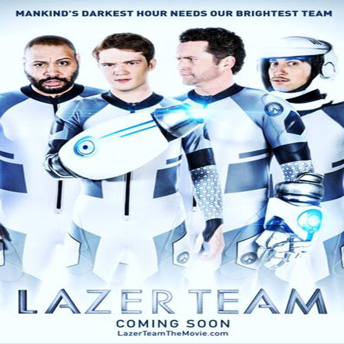 Lazer Team, Lazer Team Download Poster Film, Film Lazer Team