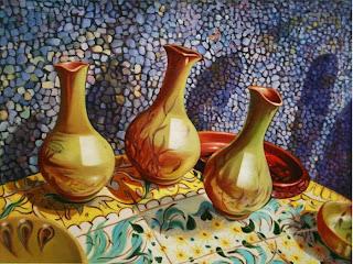 Современные художники Узбекистана