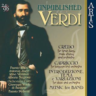 Verdi: Unpublished Works