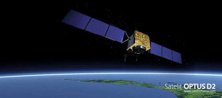 Daftar Frekuensi Channel dari Satelit Optus D2