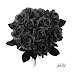 ".@leiladey - ""Black Bouquet"""