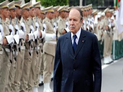 تدهور صحة الرئيس الجزائري, إقالات عسكرية مفاجئة, هل يحدث انقلاب بالجزائر,