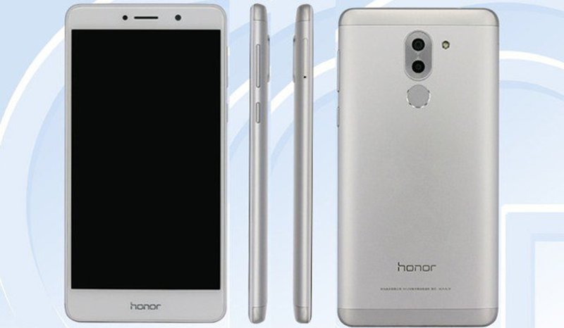 Honor 6X Leaks At TENAA, Packs Dual Rear Cameras And Fingerprint Scanner Behind!