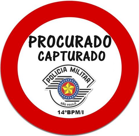 POLÍCIA MILITAR CAPTURA PROCURADO DA JUSTIÇA EM REGISTRO-SP