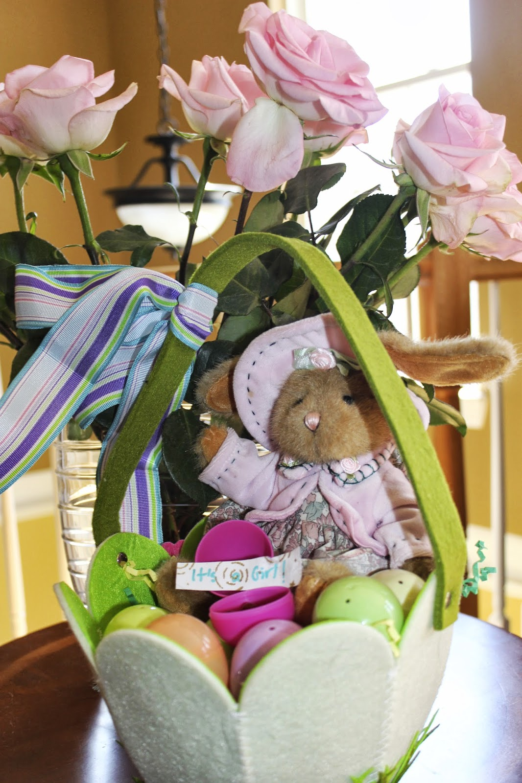 Costco Easter Baskets: Bliss In Imperfection: Easter 2013 And An Easter Basket