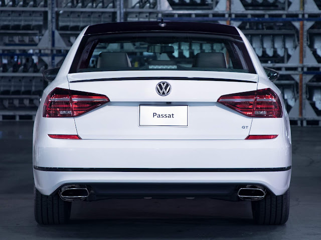 Novo VW Passat GT VR6 DSG chega aos EUA por U$ 29.090 dólares