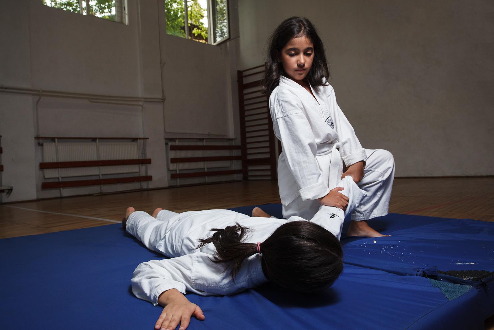 va ajuta taekwondo să piardă în greutate