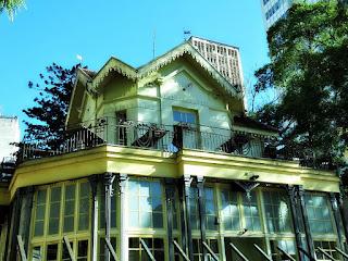 Chalé da Praça XV - Porto Alegre