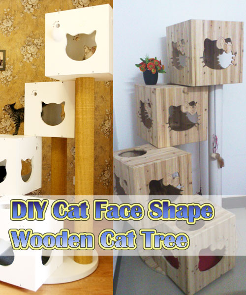 If You Havenu0027t Noticed, The Cat Trees You Available At Your Local Pet Store  Are Expensive And, For The Most Part, Not Really Attractive. Made With Cheap  ...