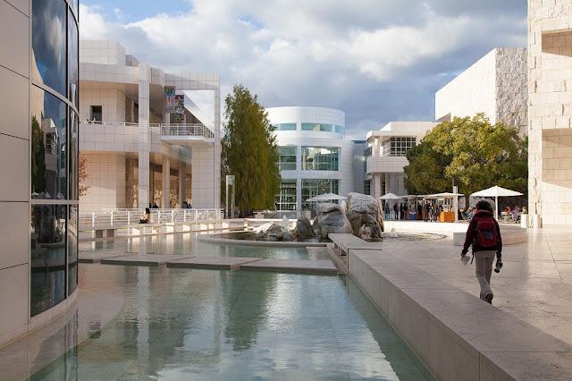 Informações sobre o Getty Center Museu em Los Angeles