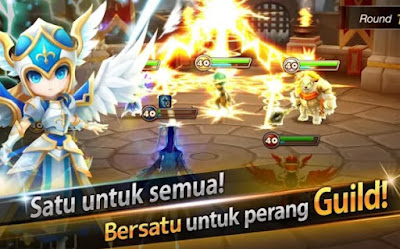 Summoners War v3.3.0 Apk (Mega Mod) For Android