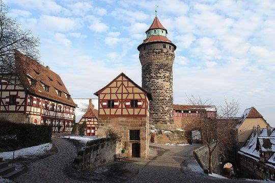 Nuremberg Castle, Bavaria